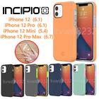Authentic Incipio DualPro Dual Layer Case For Apple iPhone 12 Pro Max 12 Mini 12