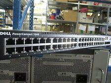 Dell PowerConnect 7048 48-Ports GBE GB 48X Port Layer 3 Switch iSCSI VOIP 4x SFP