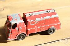 """Vintage TOOTSIETOY Fire Truck Diecast Toy Car 5.25"""" Long Red Chicago"""