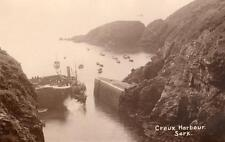 More details for creux harbour sark channel islands unused rp old pc norman grut