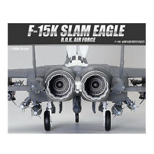 [SHIP FROM US] ACADEMY 1/48 F-15K SLAM EAGLE ROK. AIR FORC Plastic Model #12213