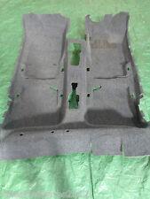 SEAT IBIZA 2010 5dr GREY CARPET