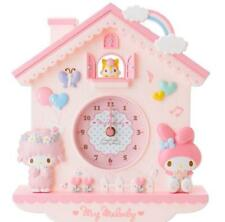 Super Cute My Melody Girls Kids Romm Home Living Room Decorative Wall Clock