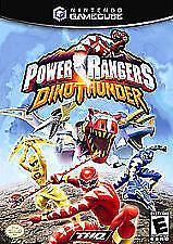 Power Rangers Dino Thunder (Gamecube) - LOOSE