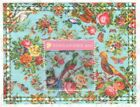 SINGAPORE 2021 HERITAGE COLLECTION PERANAKAN NEEDLEWORK BEADED COLLECTOR'S SHEET