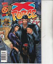 X Force-Issue 65-Marvel Comics  1997-Comic