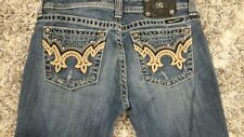 bootcut miss me jeans size 30, 33 inseam