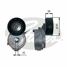 Aux Belt Tensioner fits FORD MONDEO Mk4 2.0D 07 to 14 Drive V-Ribbed Gates New