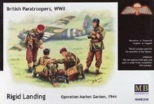 MASTERBOX BRITISH PARATROOPERS WWII SET.2 Scala 1:35 cod.3534