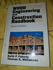 Wood Engineering and Construction Handbook [Second Edition]  Hardcover