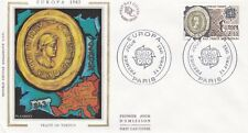 FRANCE 1982 FDC EUROPA YT 2208