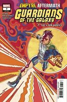 Nebula #1 of 5 VF//NM Guardians of the Galaxy 2020