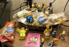 Simpsons Collection Lot Of 18 Preowned 2007 And Other Years