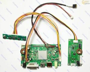 HDMI+DVI+DP LCD monitor Controller Board converter Kit for imac 27 LM270WQ1-SDB3