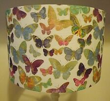 Watercolour Butterfly Lampshade, lightshade,Retro,Country Shabby Chic, free gift