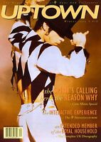 UPTOWN #16 ★ The best PRINCE magazine, Winter 1994 • Per Nilsen & Co. + free CD!