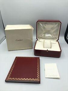 Cartier watch box case CO 1018 booklet  YZ 200414HA