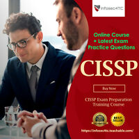 CISSP Certification 2018 Complete 8 Domains Video Training