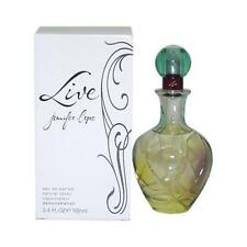 LIVE * JLO Jennifer Lopez * Perfume * 3.4 oz * NEW TESTER WITH CAP