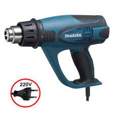Makita HG6003 1800W 600 Degree Heat Gun w/2 Nozzles / 220V