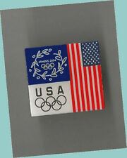 2004 Athens Olympics Officially Licensed Lapel Pin Ex-Marty Martino Collection