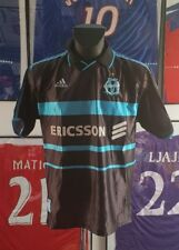 maillot shirt maglia camiseta trikot jersey om psg Marseille 99 00 1999 2000  L