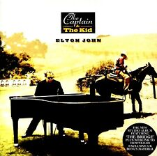 The Captain & The Kid by Elton John (CD)