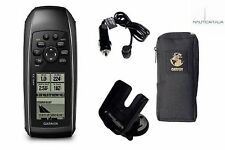 GPS GARMIN 73 NAUTICO PORTATILE GPS 73 KIT STAFFA + CAVO - NAVIGATORE PALMARE