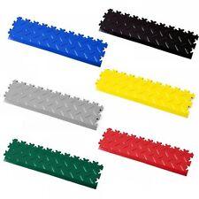 Kunststoff PVC Fliesen Auffahrt Garagenboden Gewerbeboden Industrieboden 510x140