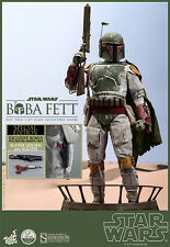 HOT TOYS Star Wars EPVI ROTJ 1/4 BOBA FETT Special Edition SIDESHOW Exclusive