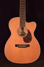 2005 Martin OMC-16E Flamed Maple Acoustic-Electric Guitar
