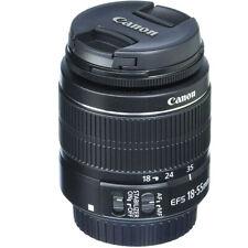 Canon EF-S 18-55mm f/3.5-5.6 IS STM Zoom Lens for Canon Digital SLR Cameras
