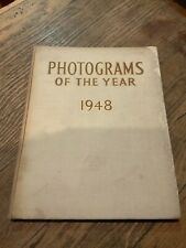 PHOTOGRAMS OF THE YEAR: 1948, THE ANNUAL REVIEW OF THE WORLD'S PHOTOGRAPHY