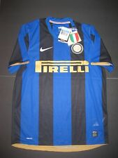 Authentic 2008-2009 Nike Inter Milan Internazionale Jersey Shirt Kit Maglia M