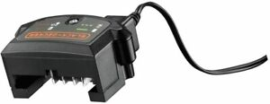 Genuine BLACK+DECKER Cordless 18V Lithium-ion Spare Replacement Battery Charger