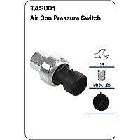 Tridon AC Pressure Switch TAS001 fits Holden Commodore VE 3.0 V6, VE 3.6 V6, ...