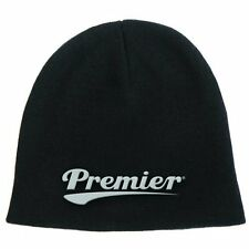Premier Drums Beanie Hat: Logo  Licensed Product by Premier Drums