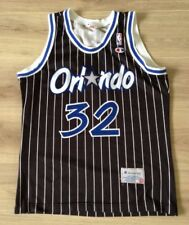 ORLANDO MAGIC Basketball Débardeur O 'Neal vintage Champion USA NBA taille M