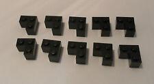 LEGO 10 x Eckstein Winkel Ecke 2x2 schwarz | black corner brick 2357 235726