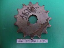 APRILIA RX125 RX250 1984 PIGNONE CATENA  FRONT SPROCKET CHAIN Z15 1525