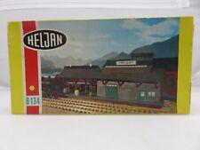 Heljan B134 FREIGHT STATION HO Scale Model Kit Railroading UNBUILT