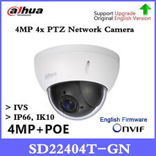Dahua PTZ 1080p 4x Optical zoom DOME 4.0Mp SD22404T-GN IP CCTV CAMERA