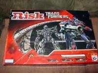 HH - Parker Brothers - RISK - Tranformers game (Excellent)