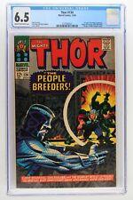 Thor #134 (1966 Nov) CGC 6.5 First appearance of High Evolutionary MCU GOTG 3