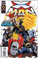 COMICS VO ¤ X-MAN n°4 ¤ X-MEN DELUXE ¤ THE AGE OF APOCALYPSE ¤ 06/1995