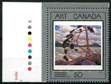 CANADA - 1990 - Capolavori dell'arte canadese (III) -