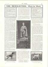 1902 Hms Mars Gun Burst Isaac Sharpe Gordon Setter Henry Gunn Pointer