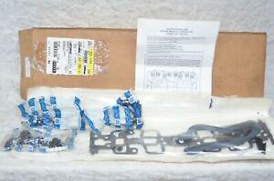 1985 Cadillac 4.1L Intake Manifold Resealing Gasket Kit Set Bolts GM 3634743 NOS