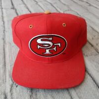 Vintage 80s 90s New San Francisco 49ers Fitted Hat by New Era Cap