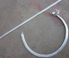 Minimalist Anklet Pair Bare Foot German Silver Jewelry Ankle Chain Indian Payal